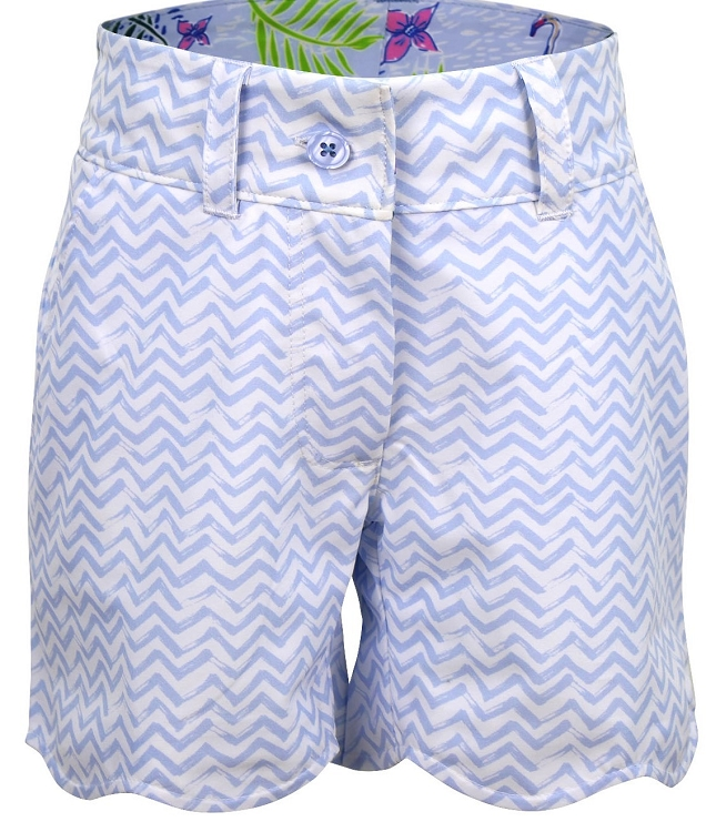 Lucy Golf and Tennis Shorts BlueWaves